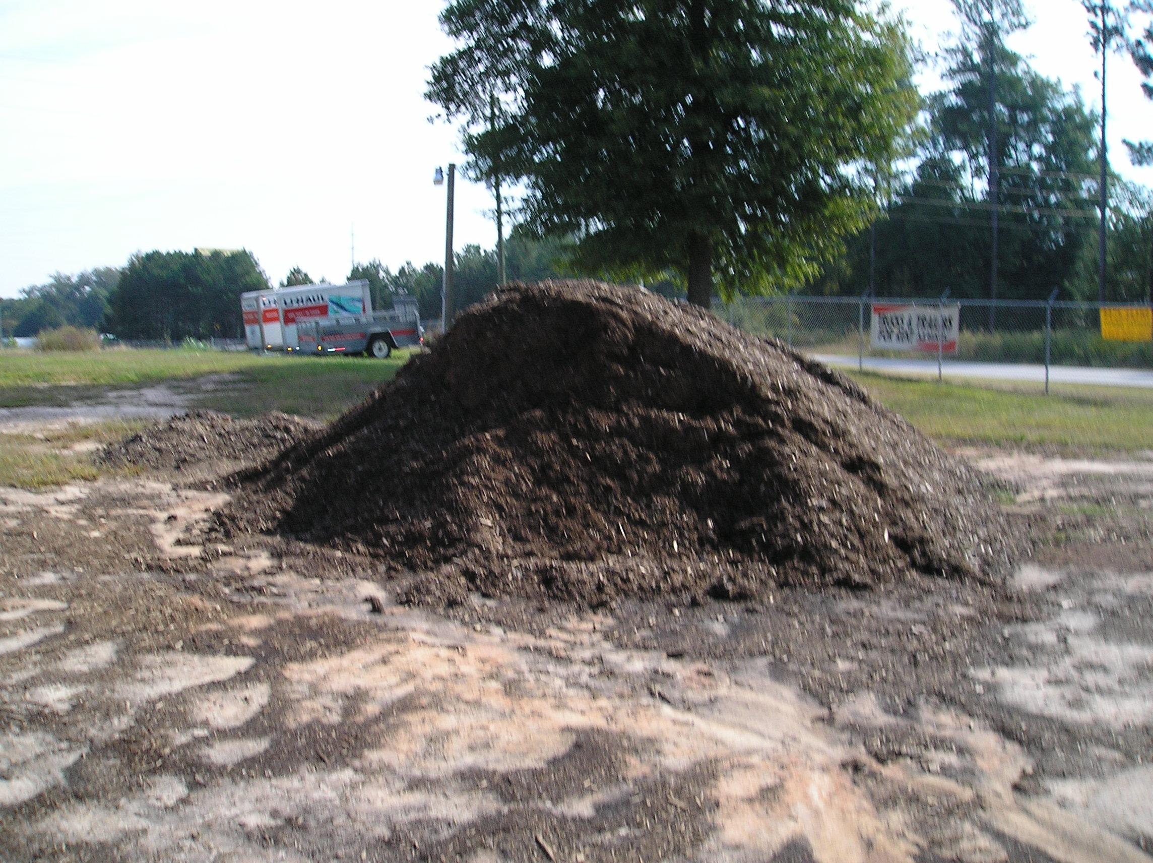 Landscaping Materials Mulch : Landscape materials